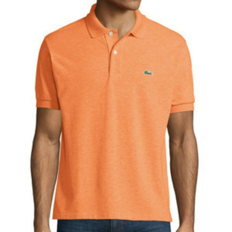 135c6b76 Lacoste Slim Fit Shirt PH5001 51 UXG Mango Men SZ S - 2XL Polo ...