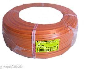 CAT7 duplex 400m Meter Netzwerkkabel Verlegekabel Datenkabel 1000Mhz S/FTP orang