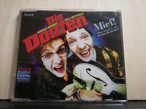 DIE DOOFEN Wigald Boning Olli Dietrich - MIEF! 4 tracks ...
