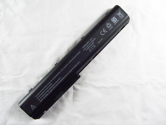 8 Cell Battery for HP Pavillion DV7 DV8,HDX X18 HDX18 HSTNN-OB75 HSTNN-XB75
