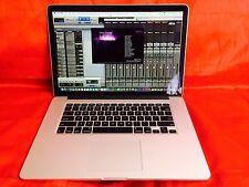 """15"""" MacBook Pro RETINA  Quad i7 2.6Ghz 16GB+ 512GB + EDIT + COMPOSE + DESIGNING"""