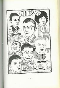 MILTON-CANIFF-High-School-Yearbook-Early-Artwork