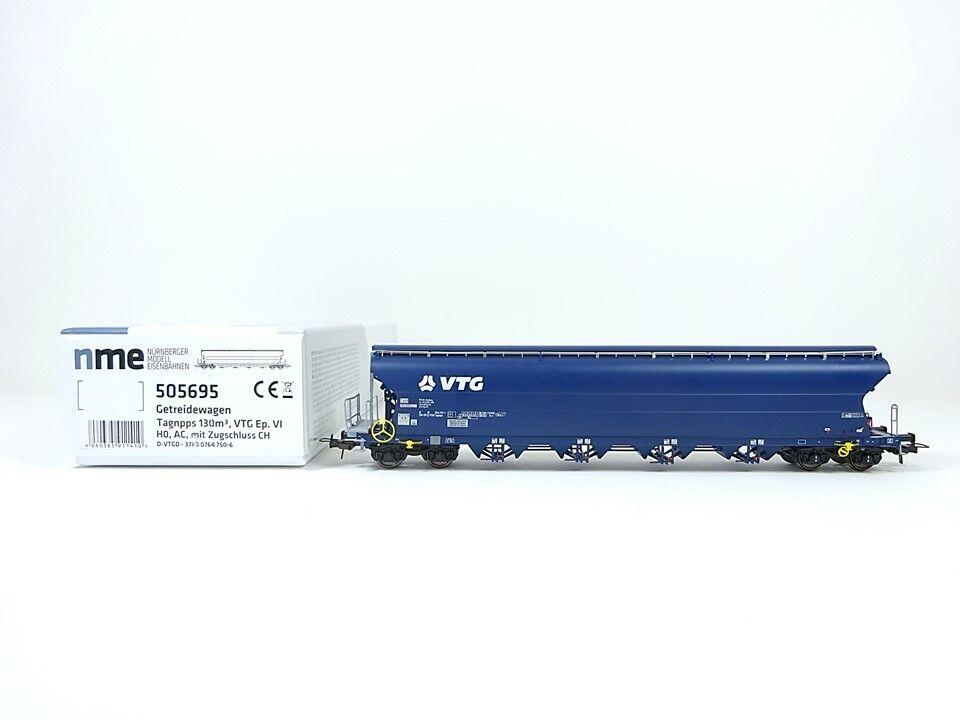 NME h0 505695 AC, los cereales Cochero VTG 130m³ m. zugschluss CH, nuevo, embalaje original