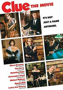 Clue-The-Movie-1985-Eileen-Brennan-DVD-NEW