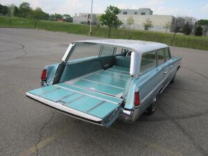 1963 Pontiac Catalina Safari -  California Surf Wagon