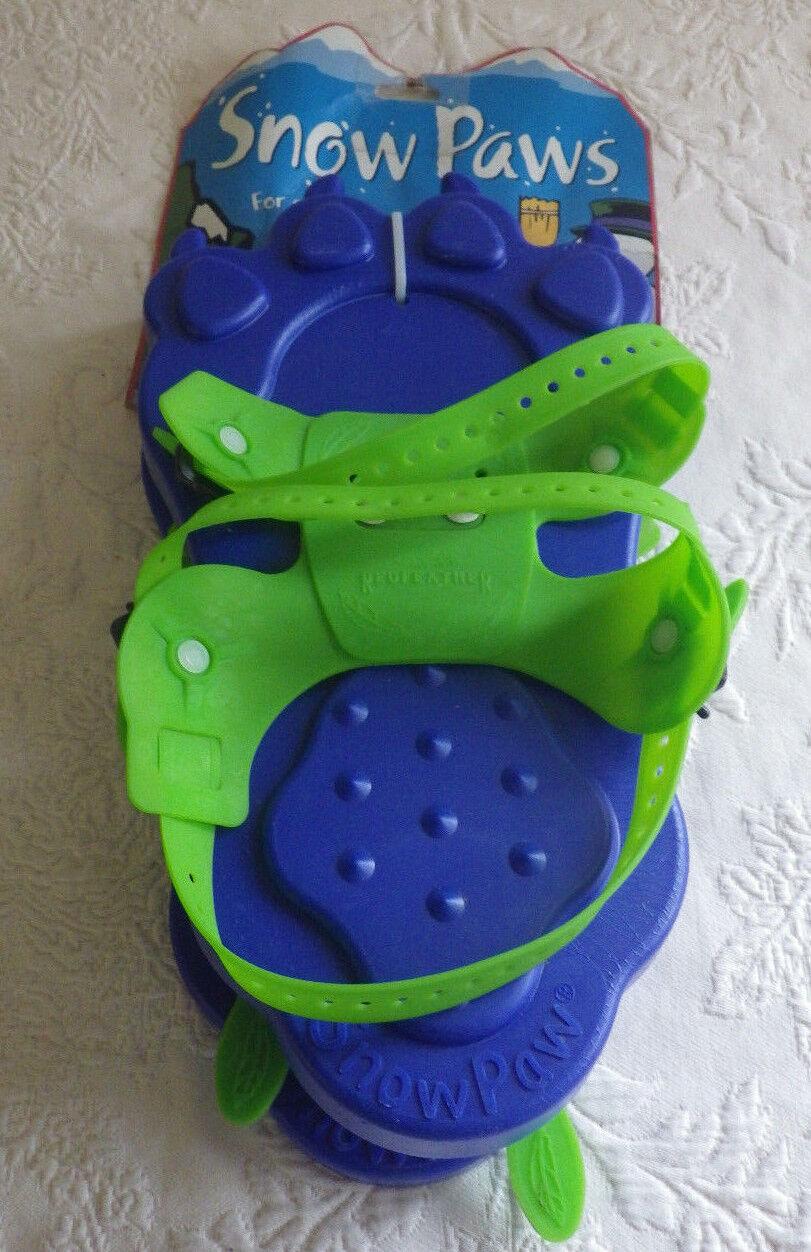 Snow Paws Redfeather Snow shoes Kids Dark bluee Winter Sports New
