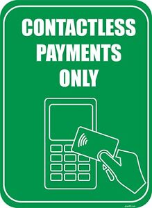 Contactless-Payments-Only-sign-8-5-034-X-11-034