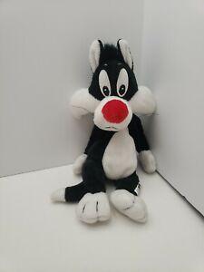 Sylvester-the-Cat-1999-Warner-Bros-Studio-Store-Looney-Tunes-mini-bean-bag-11-034