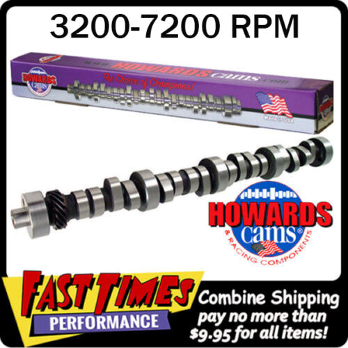 """HOWARD/'S Small Block Ford 5.0L 302ci Hyd Roller 306//312 640/""""//640/"""" 112° Camshaft"""