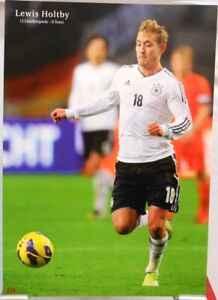Lewis-Holtby-Fussball-Nationalspieler-DFB-Fan-Big-Card-Edition-B725