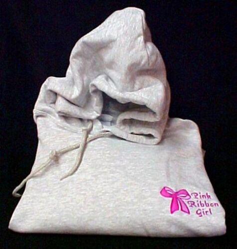 Girl Awareness 5xl Breast Ribbon Hoodie Bow Gildan New Cancer Sweatshirt Pink 4w5fqp