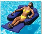 Swimline 9047A Inflatable Floating Chair Lounge