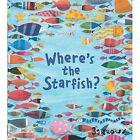 Where's the Starfish? by Barroux (Hardback, 2016)