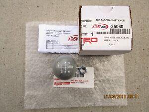 2005 toyota tacoma 6 speed manual transmission