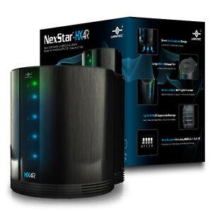 Vantec-NexStar-HX4R-Quad-3-5-034-SATA-to-USB-3-0-amp-eSATA-External-HD-RAID-Enclosure