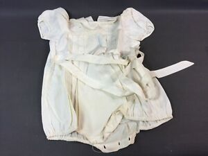 Set-of-3-Antique-Clothes-for-Baby-Vintage-Body-Shirts-Layettes-Poupette