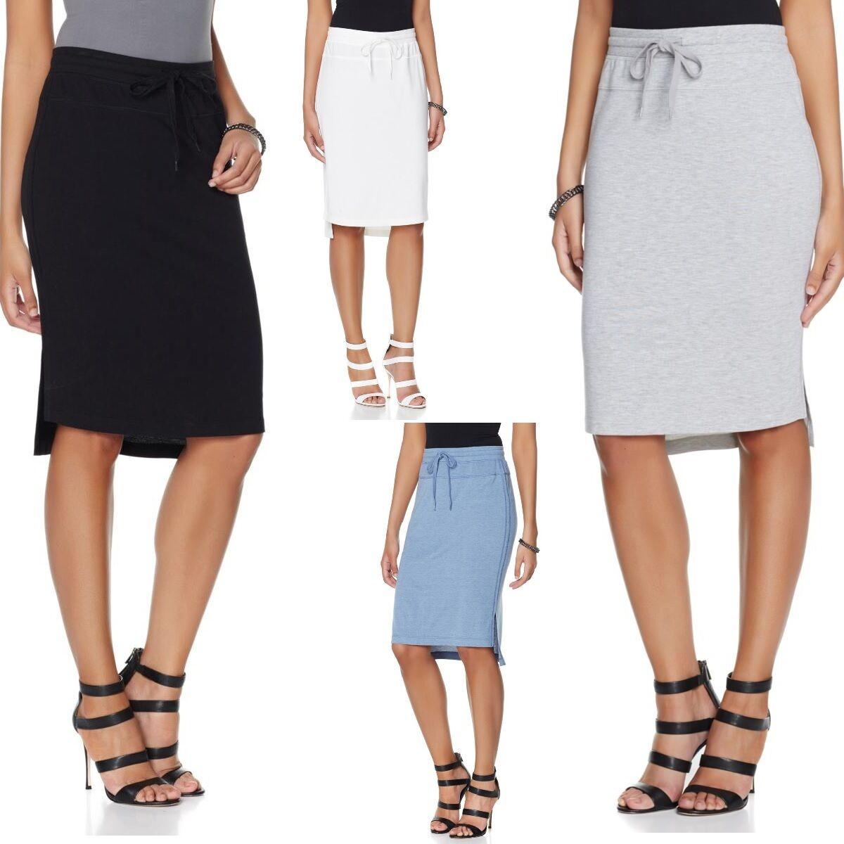 Wendy Williams Tie-Waisted Skirt 469762-J (Med. & Lrg.)