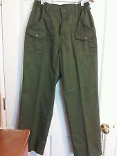 Official BSA Boy Scouts of America Uniform Pants Waist 34