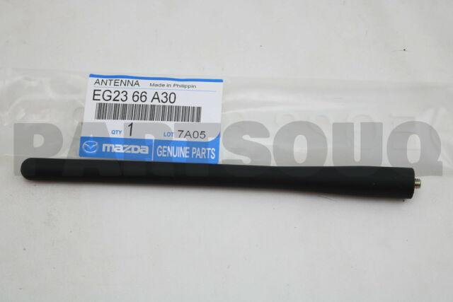 "2007-2014 Mazda CX-7//Mazda 3//Mazda 5 7/"" Inch Antenna Rod OEM NEW EG23-66-A30"