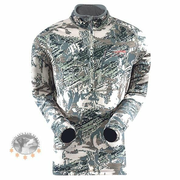 Sitka Gear Traverse Zip-Optifade Open Country X Grande T 70001