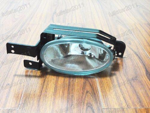 1Pcs Left side Driver Clear Lens Bumper Fog Light Lamp For Honda Civic 2012-2013