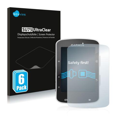 6x Film Protection pour Garmin Edge 520 820 Écran Protecteur Clair