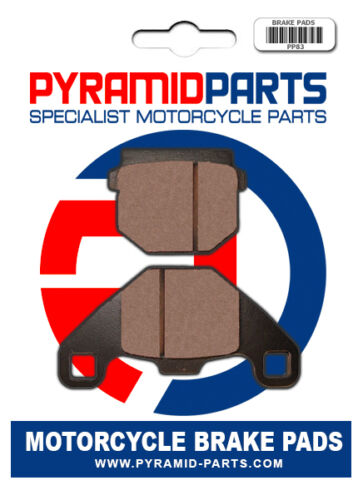 Front Brake Pads for Hyosung SF 50 1999