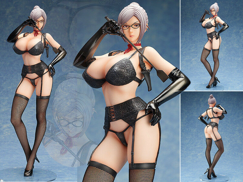 41cm FREEing Prison School Shiraki Meiko 1 4 Scale Sexy Girl  Figurine Statue