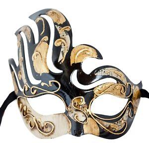 Venezianische-Maske-Augenmaske-Colombina-Fasching-Karneval-Maskenball