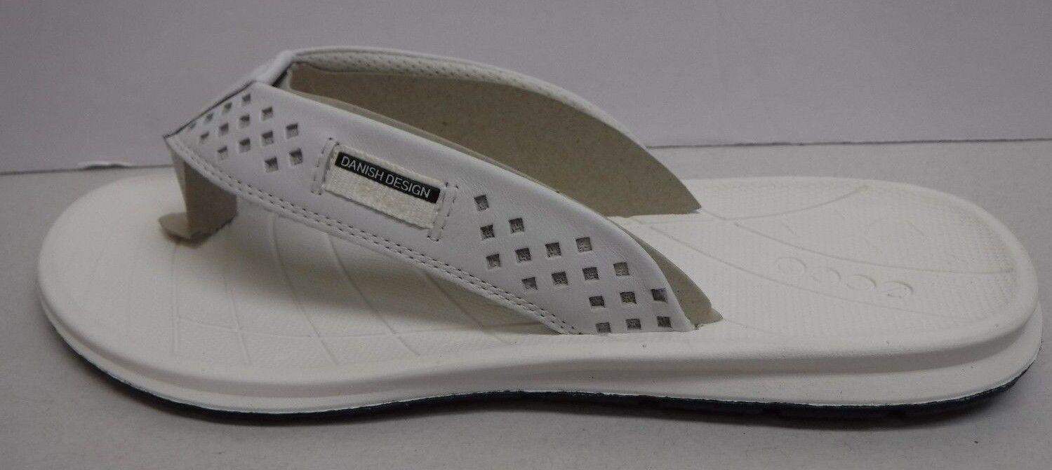 Ecco Talla EUR 41 US 10 10.5 blancoo Tanga Vestido Vestido Vestido Sandalias nuevo Zapatos para mujer  tienda en linea