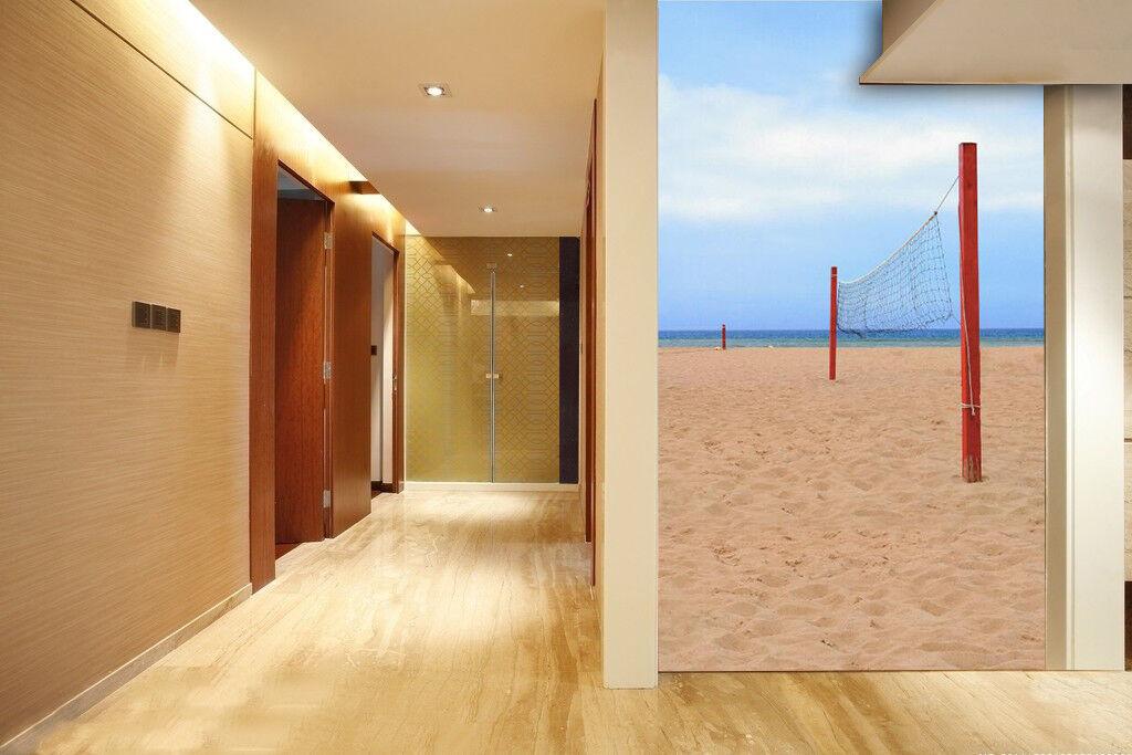 3D Sandy Beach 7 Wall Paper Murals Wall Print Wall Wallpaper Mural AU Kyra