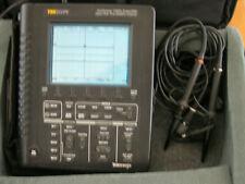 Tektronix Ths720 Handheld Dmm100 Mhz Oscilloscope New Battery Lower Price