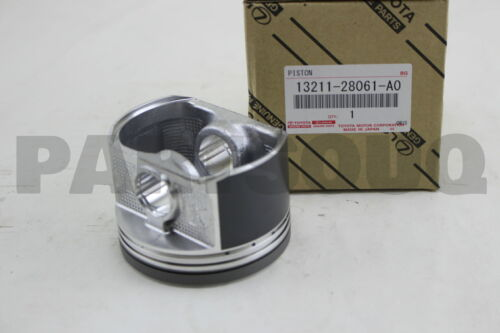 1321128061A0 Genuine Toyota PISTON 13211-28061-A0