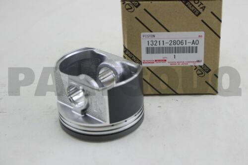 1321128061A0 Genuine Toyota PISTON 13211-28061-A0