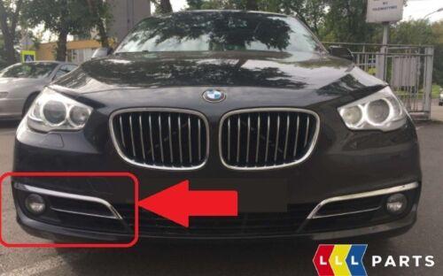 BMW neuf origine F07 GT LCI pare-chocs avant inférieur Lignes Grille Droit O//S 7331674