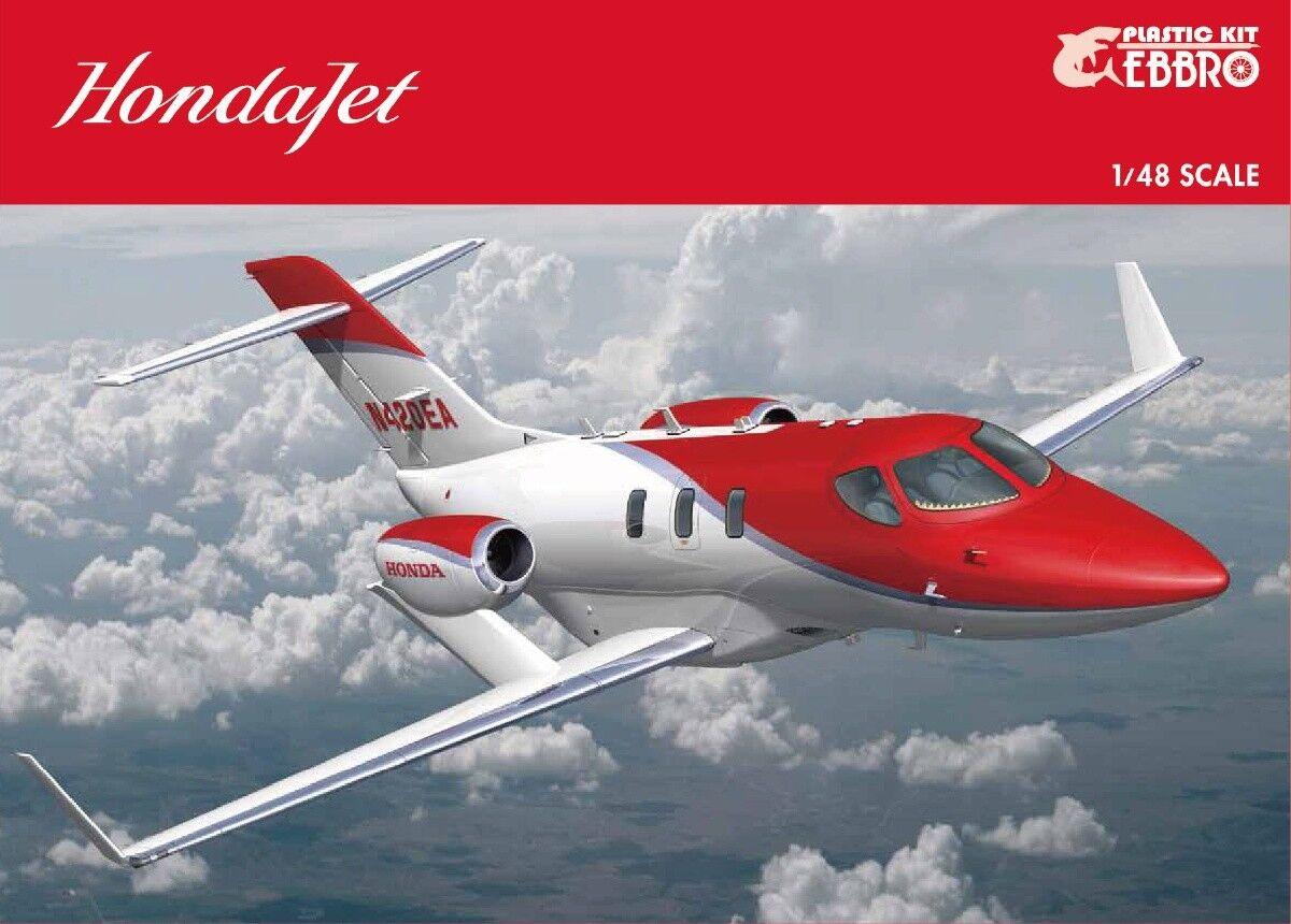 Ebbro 1 48 HondaJet Business Jet   48001
