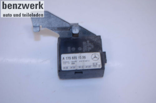 Mercedes SLK R170 Steuergerät Alarmanlage 1708201526
