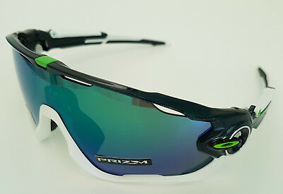 63689bf0bd Oakley Jawbreaker Cavendish Edition OO9290-3631 Metallic Green Prizm Jade  NEW