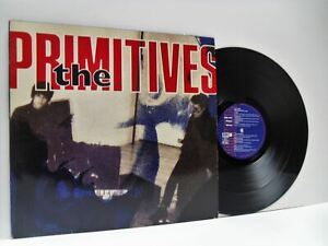 THE-PRIMITIVES-lovely-LP-VG-VG-PL-71688-vinyl-album-with-inner-indie-rock