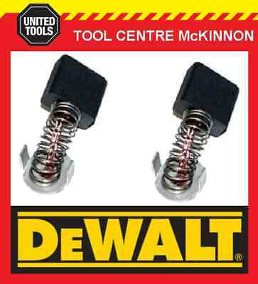 GENUINE DEWALT 450374-12 DW849 ETC SUIT DW130 450374-04 CARBON BRUSHES