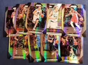 2017-18-Panini-Prizm-Hyper-Refractors-1-300-You-Pick-From-List