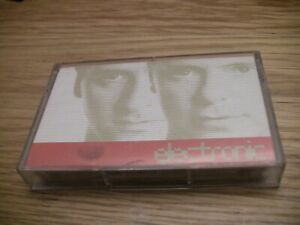 Electronic Self Titled Cassette Warner Brothers