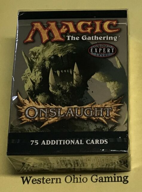 MTG Magic Onslaught Tournament Pack from Box NEW Deck The Gathering