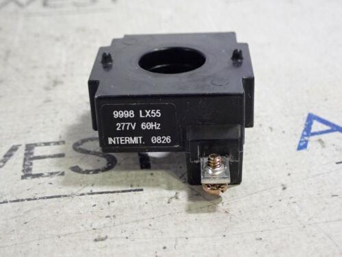 9998LX55 SQUARE D COIL 9998 LX55 277 Volt Lighting Contactor Coil