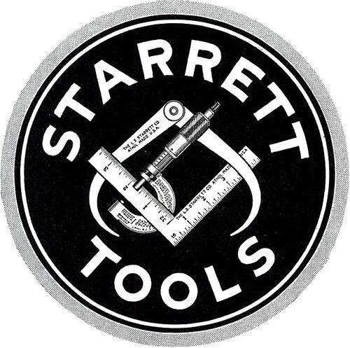 Brand New STARRETT # 1025-6 Stainless Steel Pocket Slide Caliper