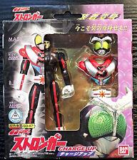 2002 Bandai Kamen Masked Rider Stronger Charge Up GD-47 Chogokin Popy Shogun NY