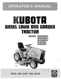 kubota gc60f grass catcher oem oem owners manual