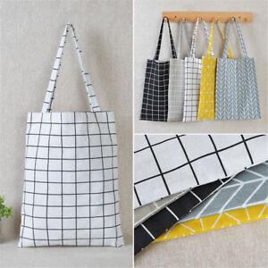 Canvas-Shopping-Handbag-Shoulder-Tote-Satchel-Square-Star-bags-Messenger-Bags