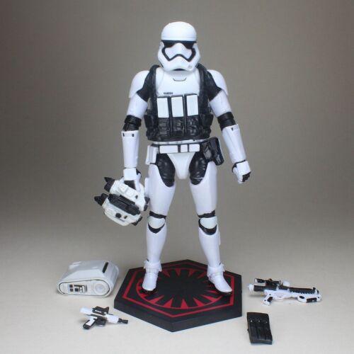 """Star Wars Black Series Last Jedi Frist Order Stormtrooper W Binoculars 6/"""" Figure"""