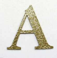 """4"""" Custom Glitter Chipboard Alphabet Letters numbers 30 Colors sticker available"""